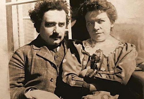 Картинки по запросу Einstein'in Boşanmamak İçin Eşinden Kabul Etmesini İstediği 'Fazla' İlginç İstekler