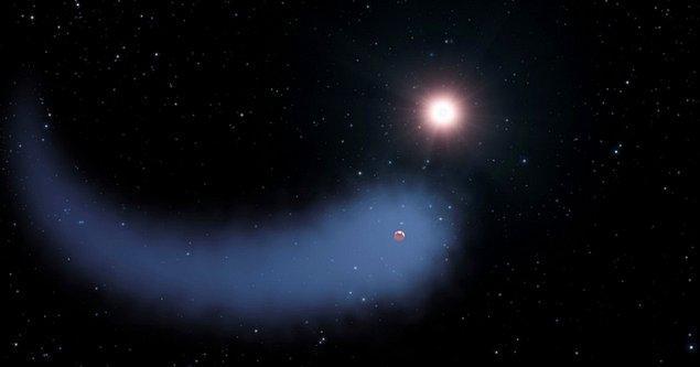 DeeDee gibi gezegenlerin keşfi, Güneş Sistemi'nde bulunan gezegenlerin nasıl oluştuğunu anlamamıza yardımcı olabilir.