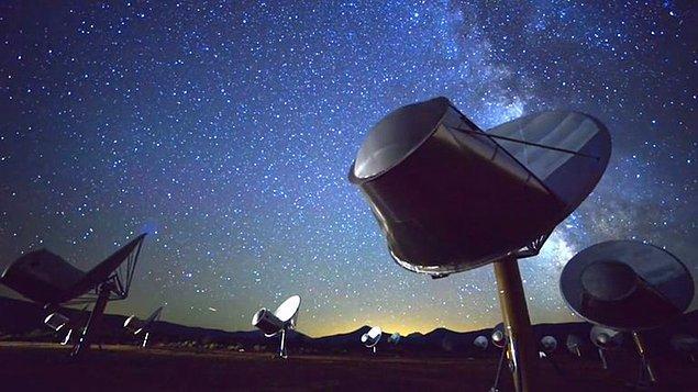 Gelişen teknoloji, uzayın uzak köşelerini keşfetmemizi her geçen gün kolaylaştırıyor.