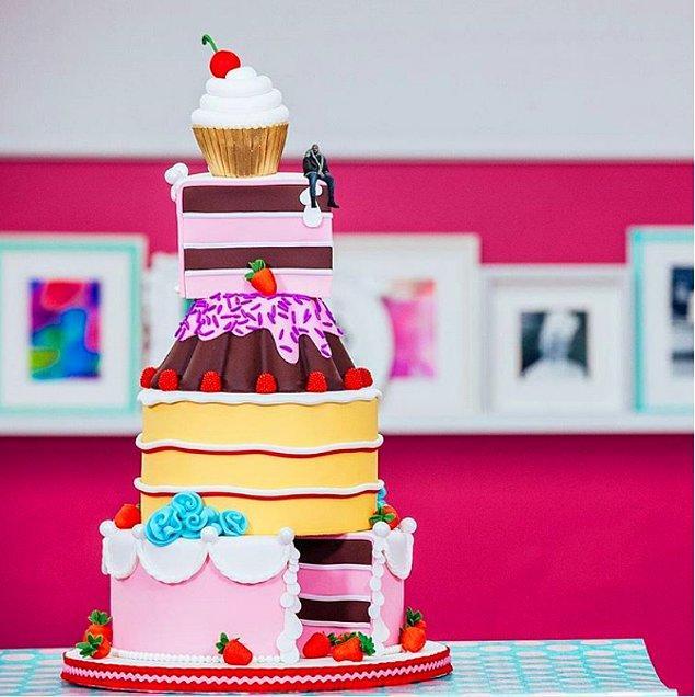 3. Pastalar pastası: