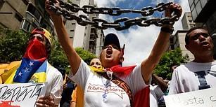 Venezuela'da Kriz Sürüyor: Gösterilerde 29 Kişi Hayatını Kaybetti
