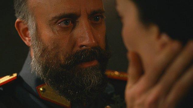 """""""Seni sevmekten asla vazgeçmedim."""""""