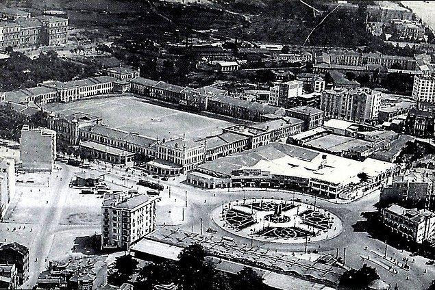 3. Taksim Meydanı'na paspas...