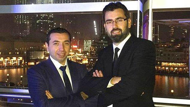Mühendislerimizin isimleri Onur Çelik ve Erkan Yiğiter.