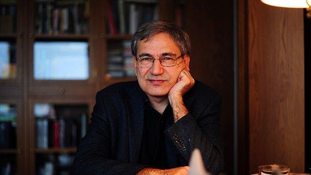 15. Orhan Pamuk hangi kitabın yazarıdır?