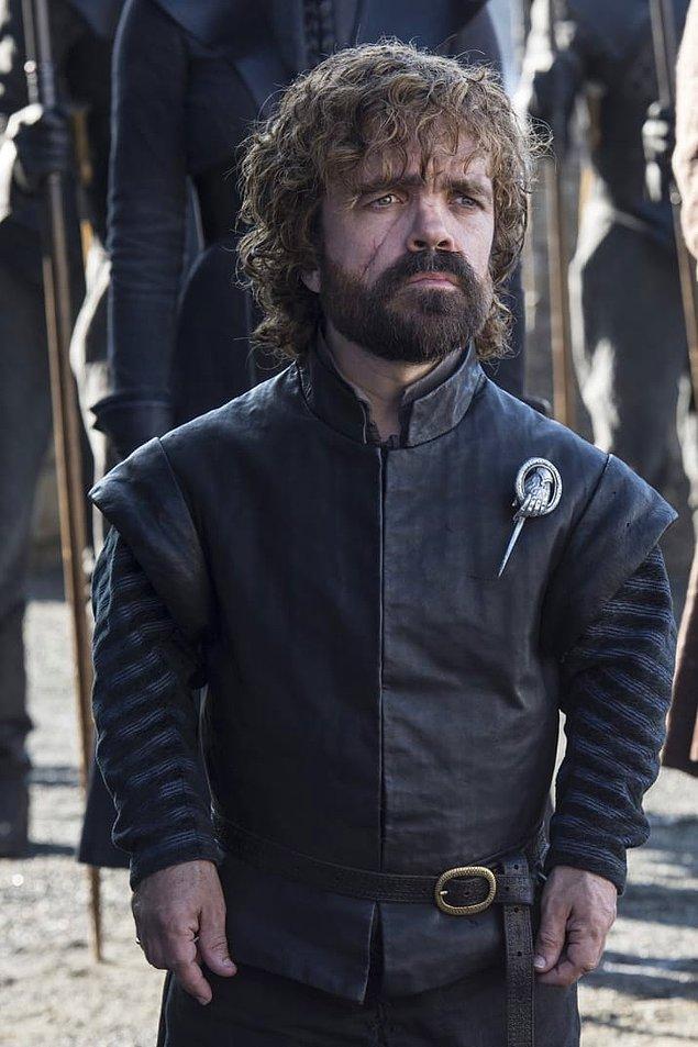 14. Herkesin en sevdiği Lannister, Tyrion.