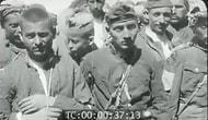 1923 Yılından Görüntülerle, Yunanlar Tarafından Esir Alınan Türklerin İzmir'e Dönüşü ve Yanmış Sokaklar