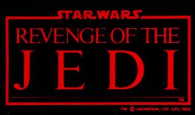 """19. Bölüm VI'nın adı aslen """"Jedi'ın İntikamı""""ydı."""