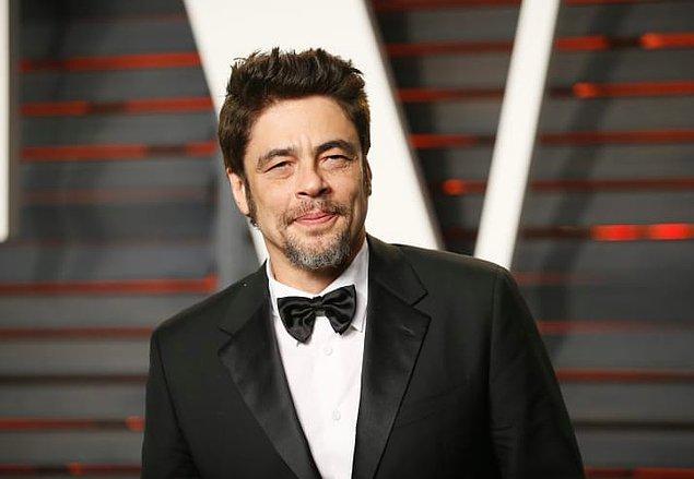 33. Darth Maul rolü için aslen Benicio del Toro'ya teklifte bulunuldu.