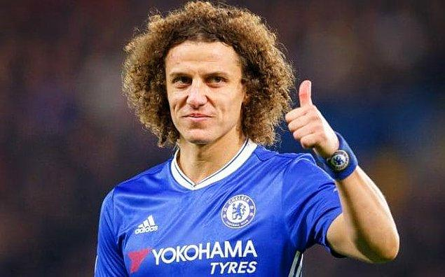 14. David Luiz - [110M euro]