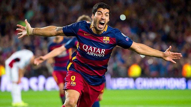 7. Luis Suarez | Liverpool ➡️ Barcelona