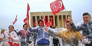 Bugün #23Nisan: Yurttan 21 Fotoğraf ile Çocuklarımızın Bayramı