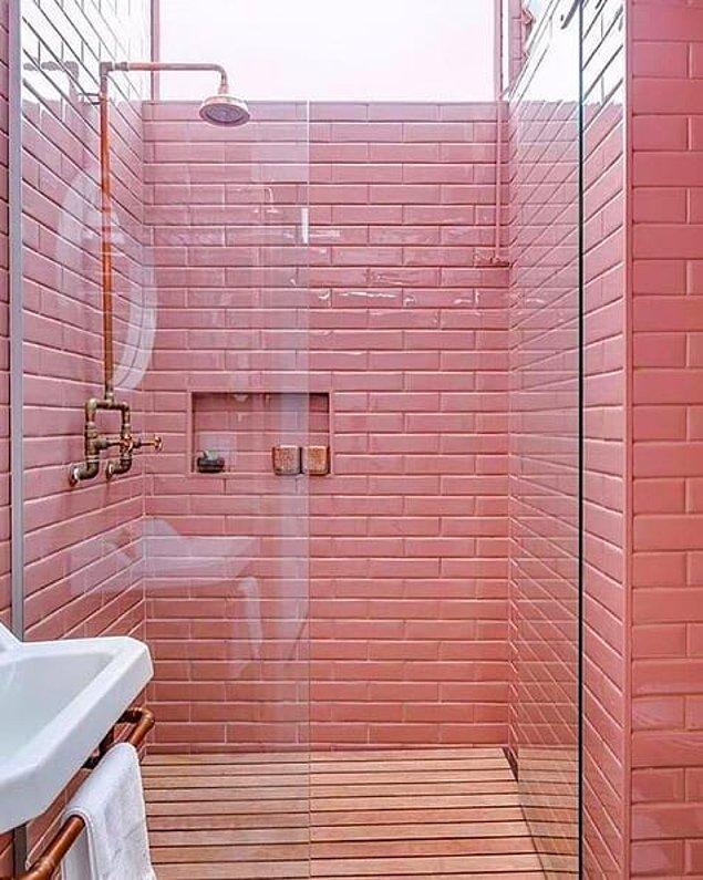 5. Girince çıkmak bilmeyeceğimiz banyo.