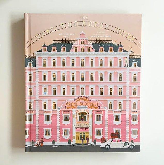 13. Büyük Budapeşte Oteli demişken:
