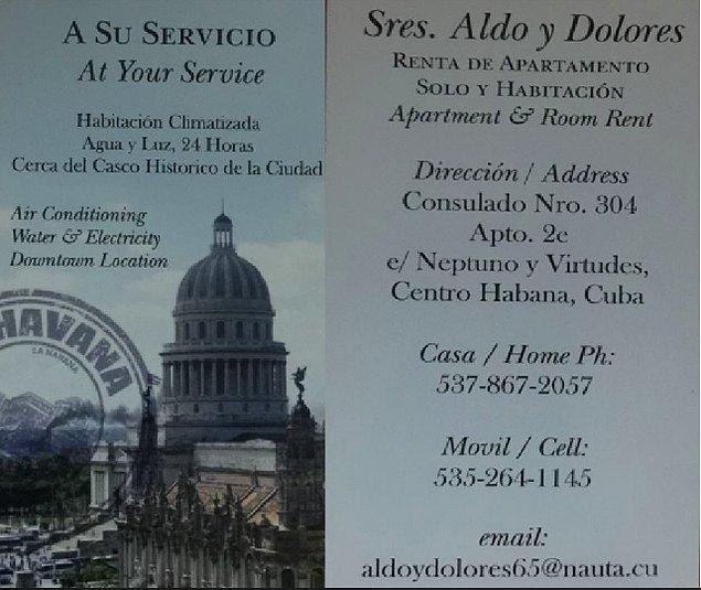 1. Havana için nerede kalmayı önerirsin diye soracak olursanız;