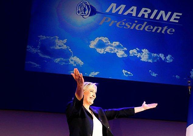 Le Pen'in vaatleri 👇