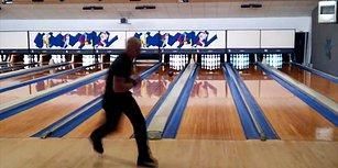 Yaklaşık 90 Saniyede 12 Strike Yapan Efsane Bowling Oyuncusu