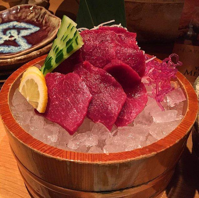 2. ''Basashi'' - Japonya