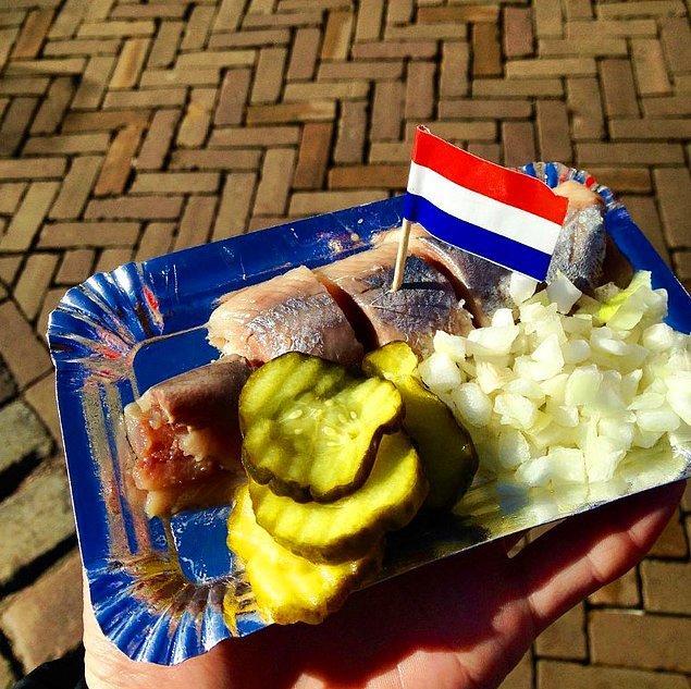 14. ''Soused Herring'' - Hollanda