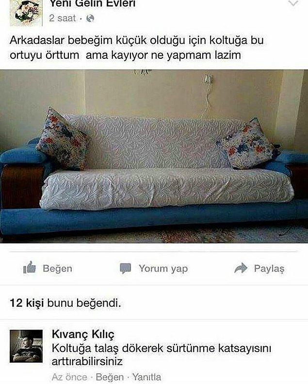14. Sözelci gelin Facebook'a veda etti bu cevaptan sonra.