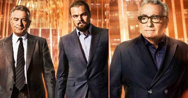 17. Martin Scorsese, Leonardo DiCaprio ve Robert De Niro yeni filmleri Killer of the Flower Moon'da bir araya gelebilirler.