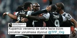 Kartal Şampiyonluğa Koşuyor! Beşiktaş - Adanaspor Maçının Ardından Yaşananlar ve Tepkiler