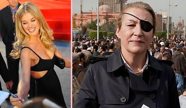 14. Rosamund Pike ünlü savaş muhabiri Marie Colvin'i canlandıracak.