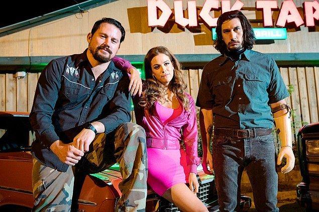 15. Steven Soderbergh'in, oyuncu kadrosuyla dikkat çeken yeni filmi Logan Lucky'den yeni görsel yayınlandı.