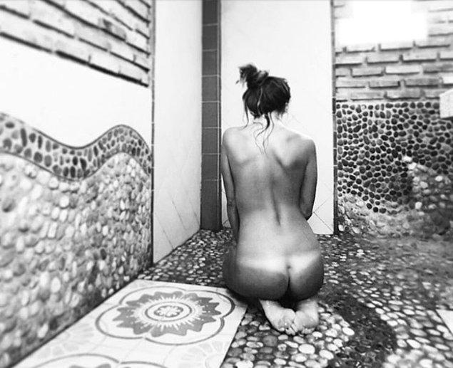 15. Banyo çıplaklığı.