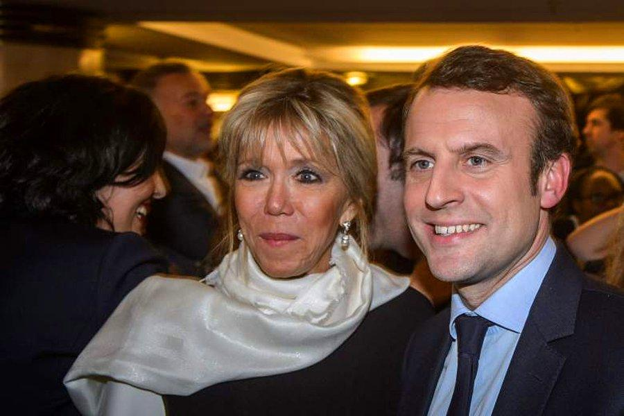 Fransa Cumhurbaskani Emmanuel Macron Ve Esinin Ilginc Ask Hikayesi Onedio Com