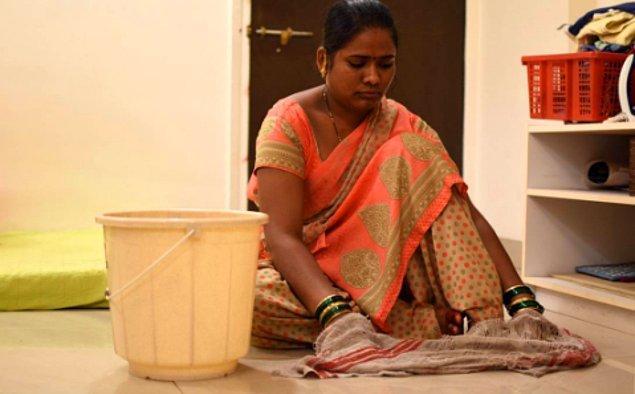 10. Temizlikçi/Bharatanatyam Dansçısı