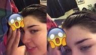 Sevgilisinin Hayalarını Makyaj Süngeri Olarak Kullanıp Yeni Bir Trend Başlatan Kadın
