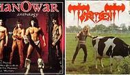 """Metal Müzik Gruplarının """"Allah Belamızı Verseymiş"""" Diyerek Unutmak İstediği 17 Rezil Albüm Kapağı"""
