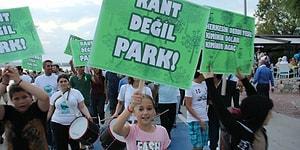 Belediyenin 'Park Değil' Dediği Albatros Parkı'nın Satılması Sosyal Medyanın Gündeminde
