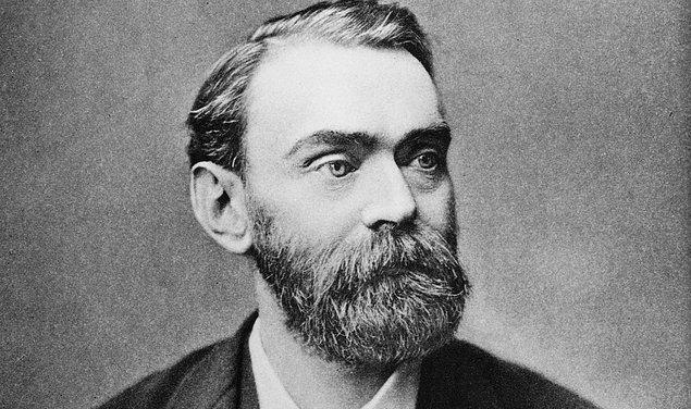 4. Alfred Nobel geçimini nasıl sağlıyordu?
