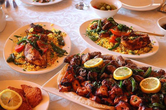 5. Katar mutfağı