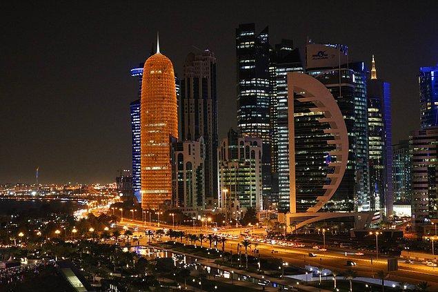 13. 2022 Dünya Kupası Katar'da