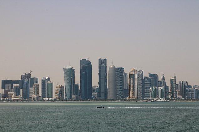 1. 6 ülkeden 8 blogger Katar'da buluştu!