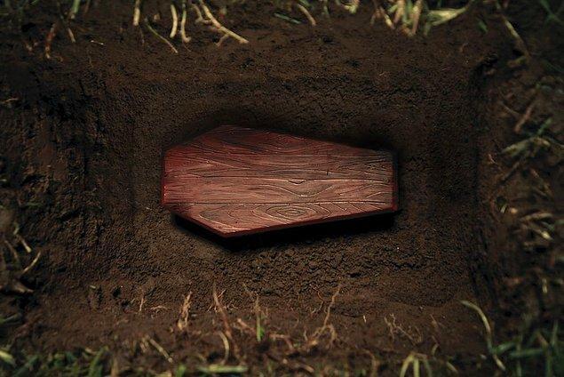 Bir an için Lawrence Cawthorn'ın toprağın altında yaşamış olabileceklerini hayal edin.