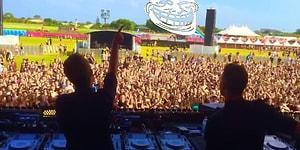 Müzik Severleri Hunharca Trolleyen DJ'ler