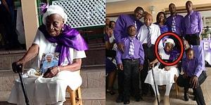 Kölelik Yıllarından Sağ Kurtulan ve Dünyanın En Yaşlı Kadını Unvanını Alan Violet Mosse