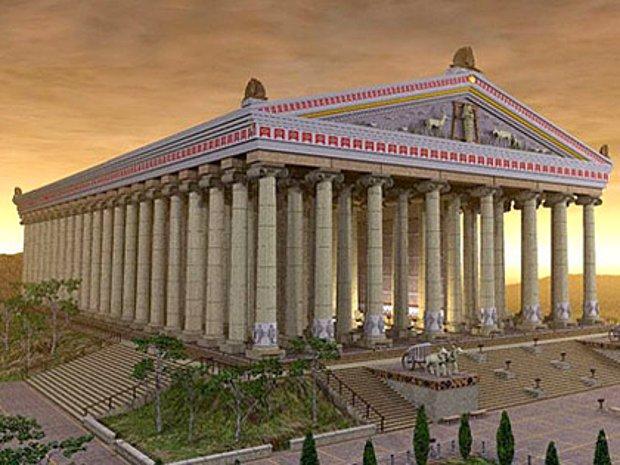 Kral Mausollos'un Mezarı