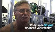 76 Yaşında Herkül Gibi Adam: Kemal Yükselen
