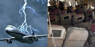 Uçağınız Yere Çakılırsa Hangi Koltuklarda Hayatta Kalma Şansınız Daha Yüksek?