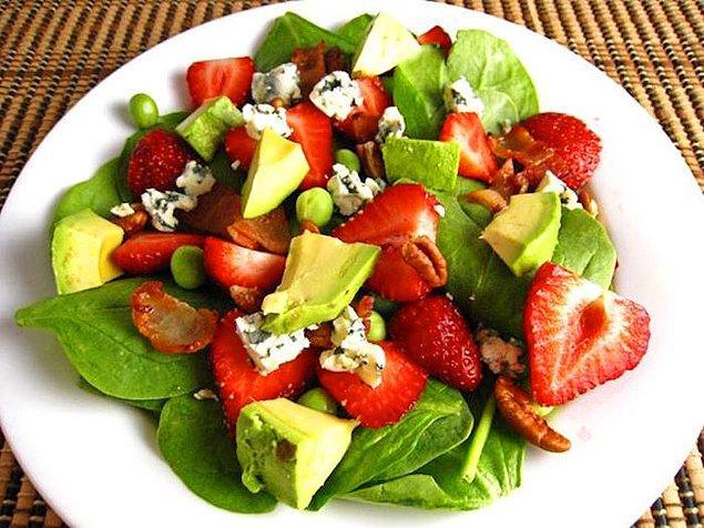 7. En besleyici yeşil: Avokado!