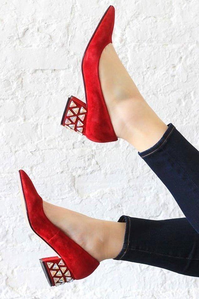 6. Bu ayakkabıları herhangi bir mağazada bulamazsınız!