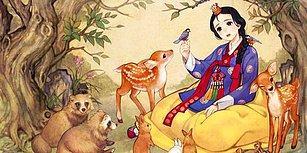 Koreli Sanatçıdan: Asyalı Çocuklar Avrupalı Masal Kahramanlarını Nasıl Hayal Eder?