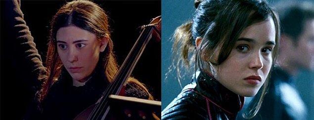 8. Ada (Hivda Zizan Alp) - Ellen Page