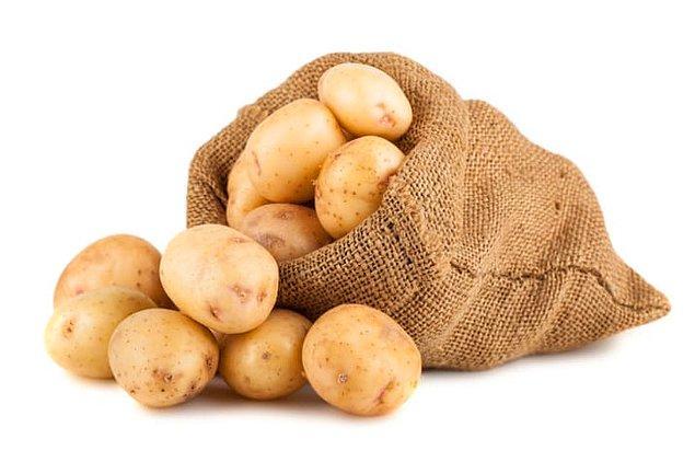 6. Dünya üzerindeki her şey ya patatestir, ya da değildir.