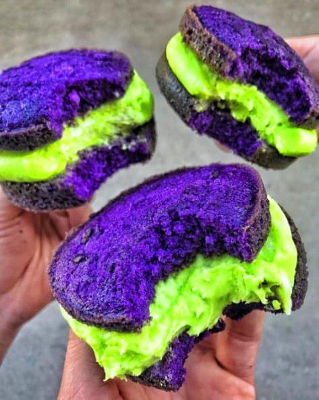 9. Ya bu rengarenk kekler hakkında ne düşünüyorsunuz?